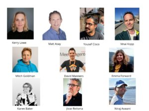 2018 Mage Titans Innovation Awards Judges