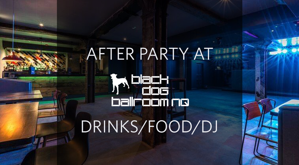 2016 after-party @ Black Dog Ballroom NQ