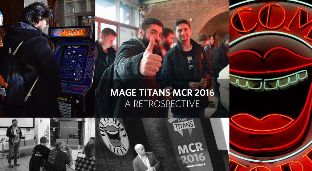 Mage Titans MCR 2016 – a retrospective